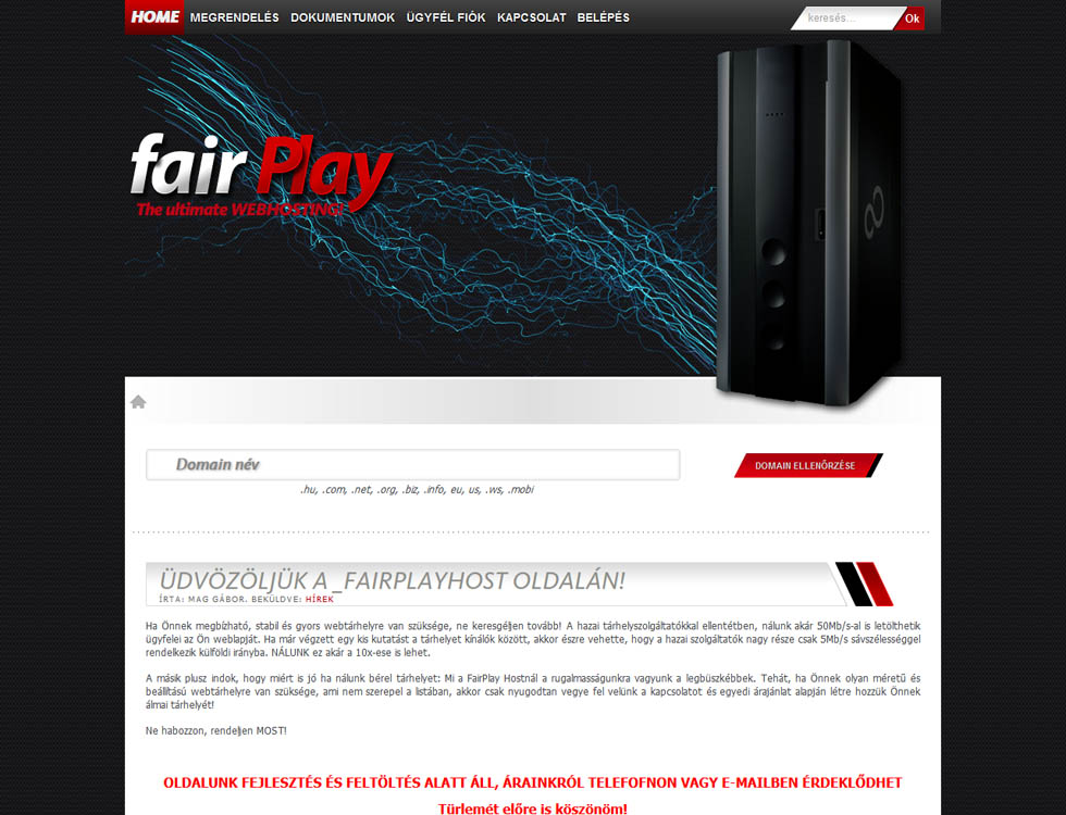 Fairplayhost.com